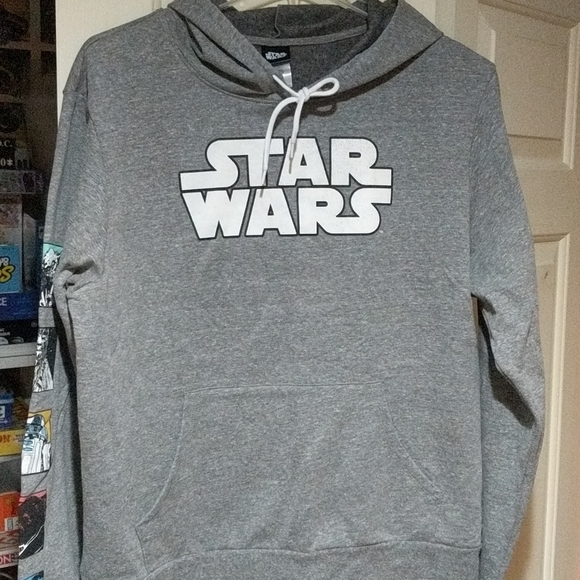 Young men's Star Wars hoodie